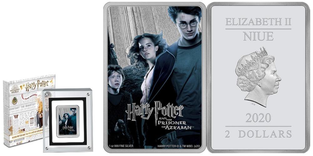 Гарри Поттер и узник Азкабана Ниуэ 2020
