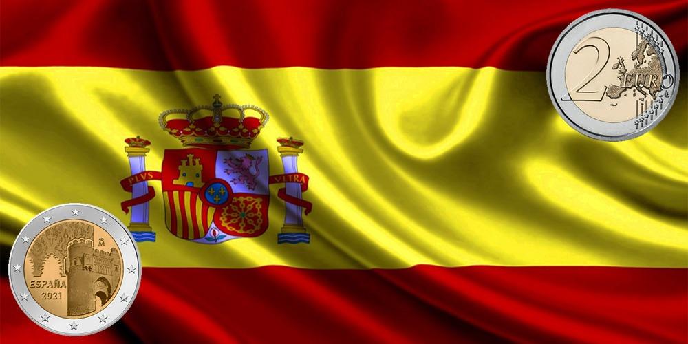 Исторический город Толедо Испания 2021