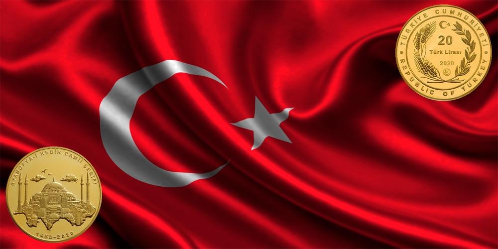 Мечеть Айя-София Турция 2020