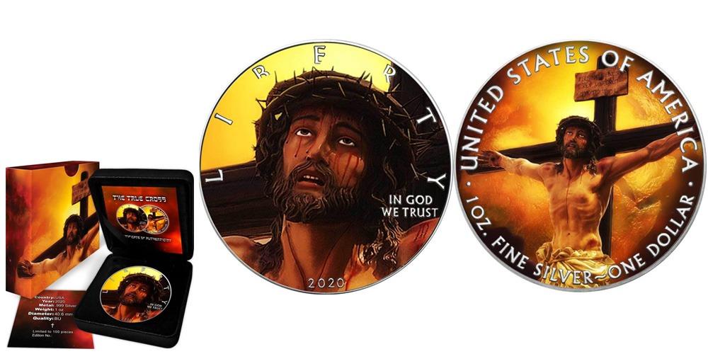 Распятие Иисуса Христа CША 2020