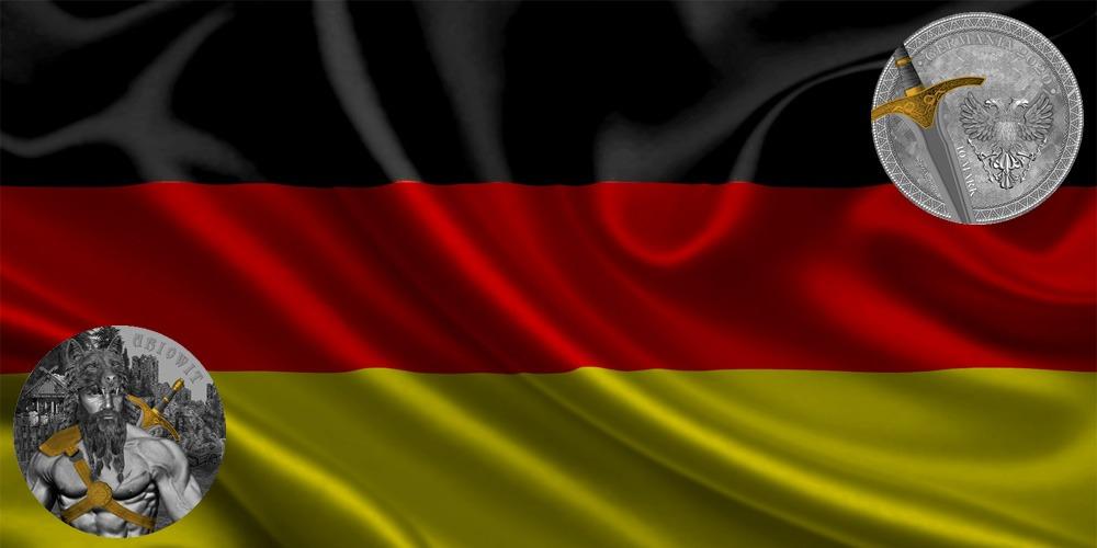 Воин Ариовит Германия 2020