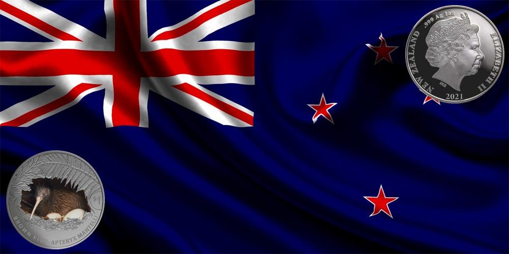 Киви Новая Зеландия 2021