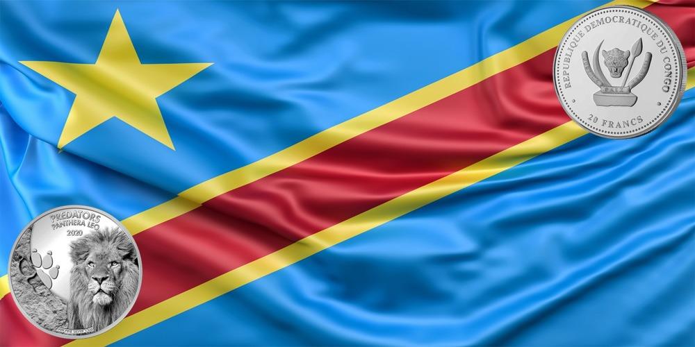 Лев Конго 2020 Хищники