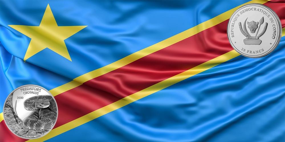 змея гремучники Конго 2020