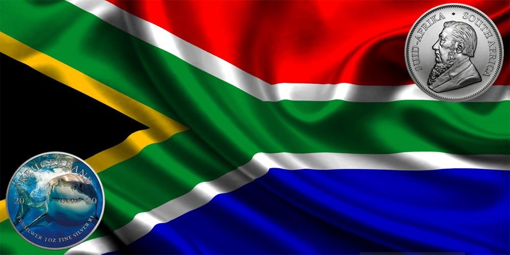 Акула Южная Африка 2020