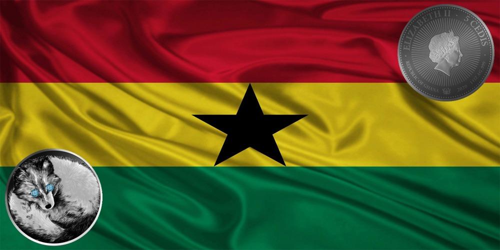 Песец Гана 2020