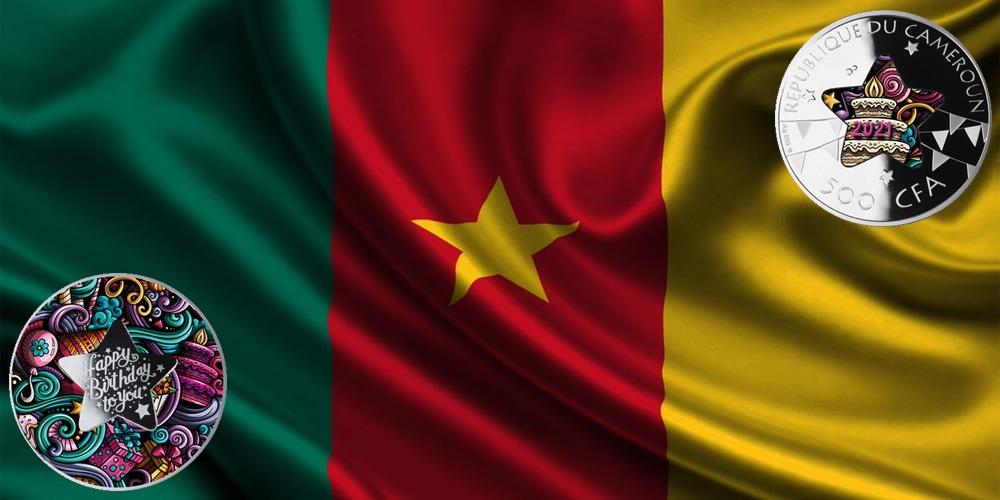 с днем рождения Камерун 2021