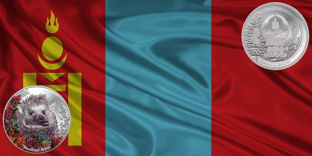 Ежик Монголия 2021