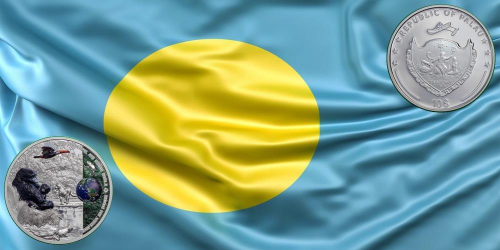 Тропический лес Палау 2021
