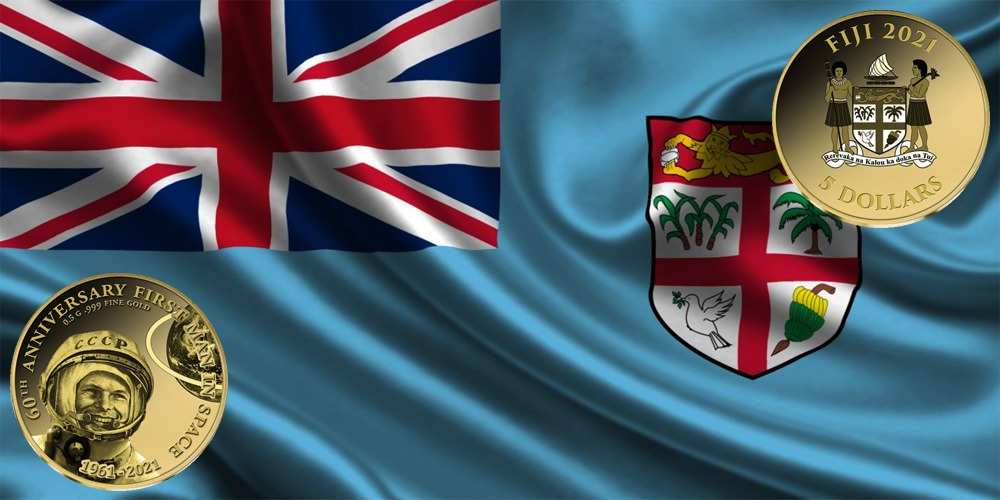 Гагарин Фиджи 2021