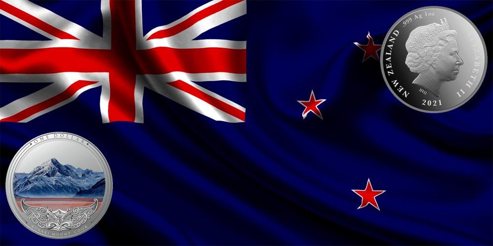 Гора Аораки Новая Зеландия 2021