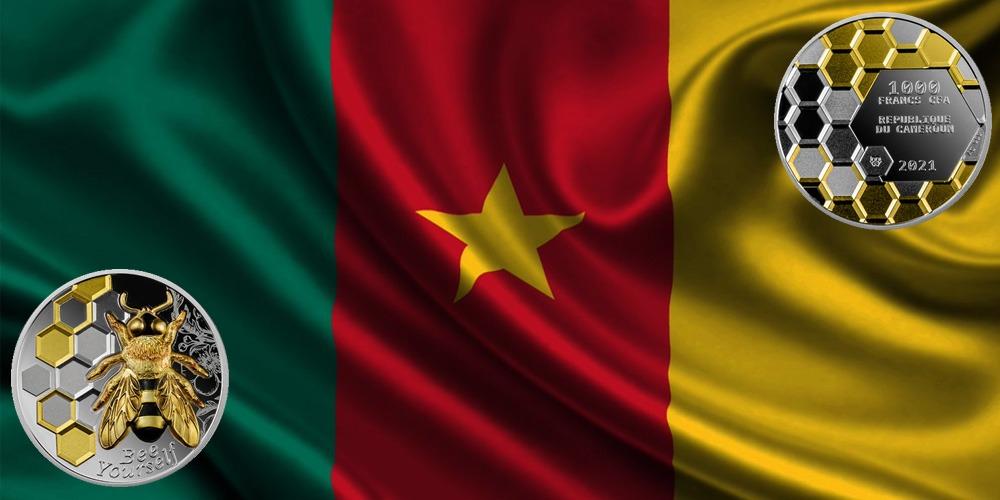 Медовая пчела Камерун 2021
