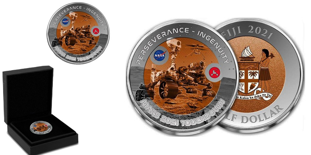 NASA Фиджи 2021