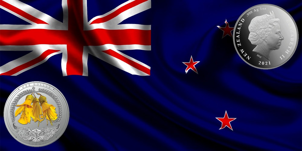 Цветы Коухай Новая Зеландия 2021
