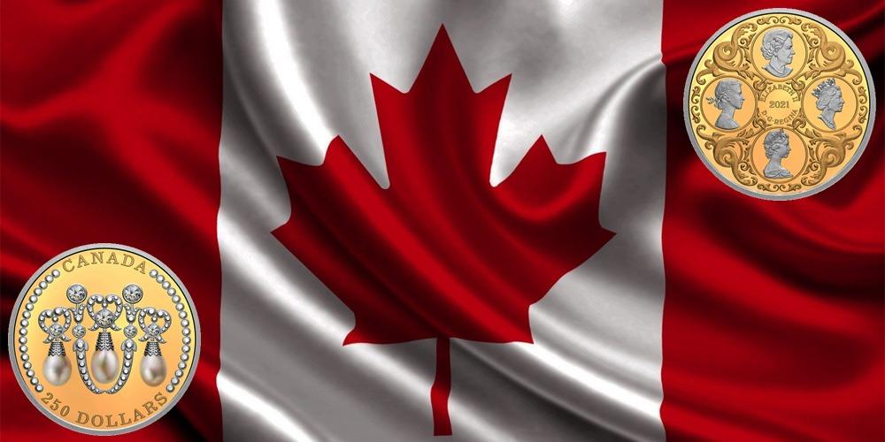 Тиара Узел влюбленных Канада 2021