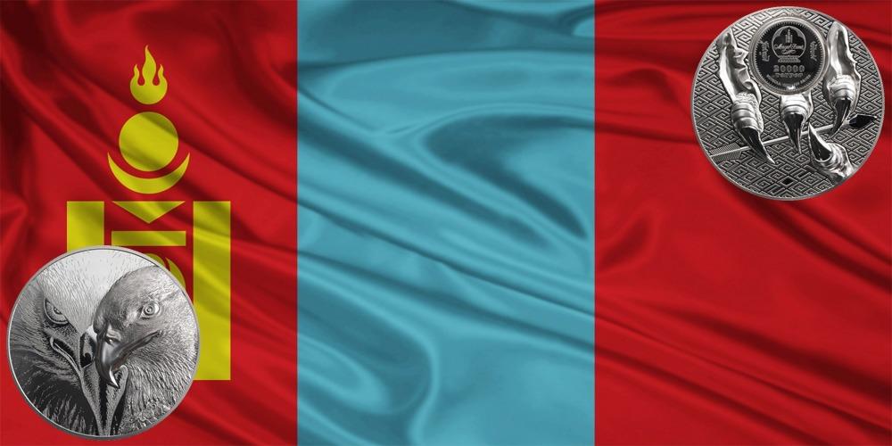 Орёл Монголия 2021