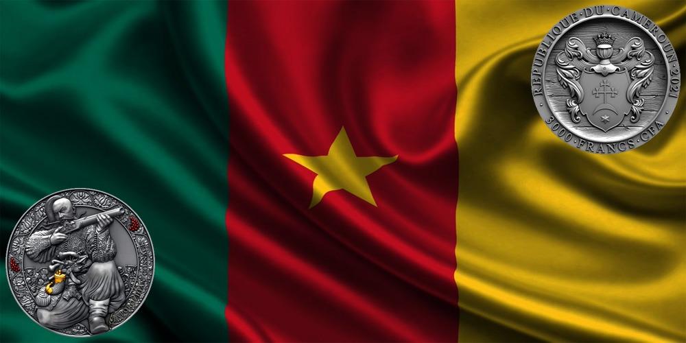 Запорожский казак Камерун 2021