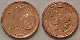 1 евроцент 2004 «J» Германия
