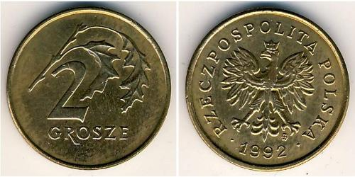 2 гроша 1932 польша аверс реверс описание хромпик для серебра купить