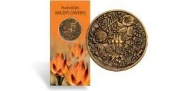 Монетовидный жетон – полевые цветы Австралии