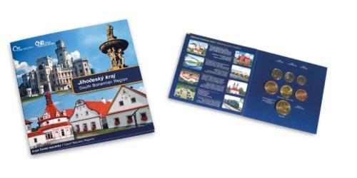 Подарочный набор 2009 Чехия — Южная Богемия
