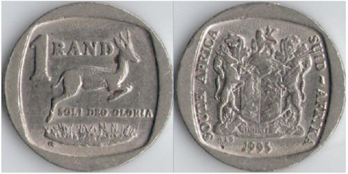 1 ранд 1995 ЮАР