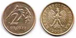 2 гроша 2008 Польша
