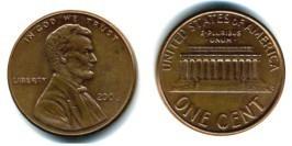 1 цент 2006 США