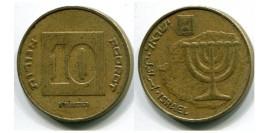 10 агорот 1986 Израиль