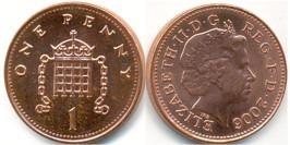1 пенни 2006 Великобритания