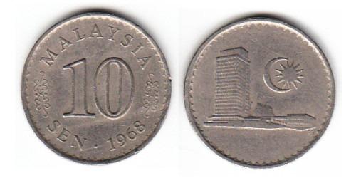 10 сен 1968 Малайзия