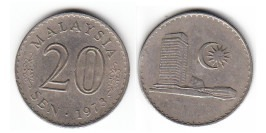 20 сен 1973 Малайзия