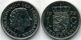 1 гульден 1972 Нидерланды