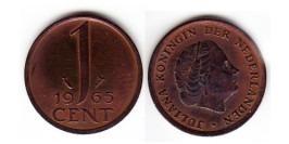 1 цент 1965 Нидерланды