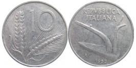 10 лир 1953 Италия