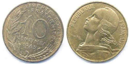 5 сантимов 1983 Франция