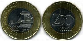 200 форинтов 2009 Венгрия