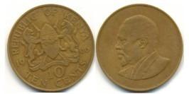 10 центов 1966 Кения