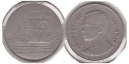 1 бат 1991 Таиланд