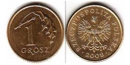 1 грош 2009 Польша