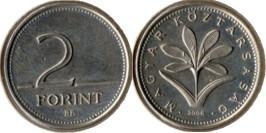 2 форинта 2006 Венгрия