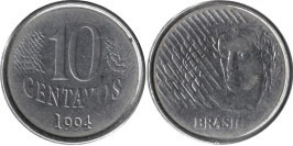 10 сентаво 1994 Бразилия