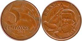 5 сентаво 2004 Бразилия