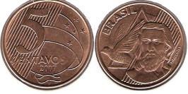 5 сентаво 2007 Бразилия
