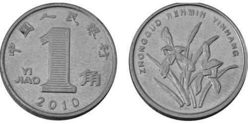 1 джао 2010 Китай