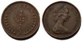 1/2 пенни 1978 Великобритания