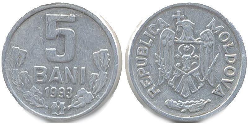 Монета 10 bani 1996 республики молдова цена коллекционные монеты сбербанка россии