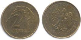 2 гроша 2009 Польша