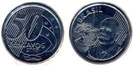 50 сентаво 2008 Бразилия