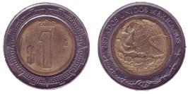 1 песо 2006 Мексика